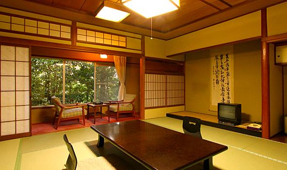 Guest Rooms:国際佐渡観光ホテル「八幡館」<公式> 源泉かけ流し